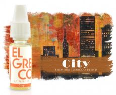 ���� ����������� El Greco Classic City 0mg/10ml